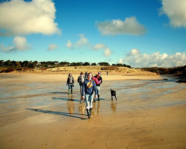 Daymer Bay Beach