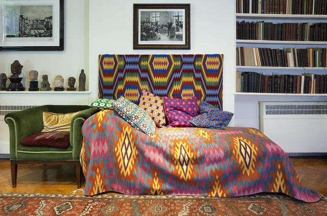 Freud's Bedroom