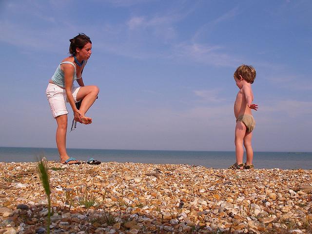 Littlestone Beach Pebbles