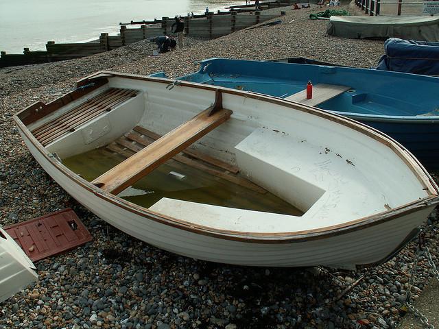 St Margaret's Bay Beach Boat