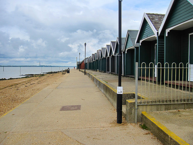 Gurnard Beach