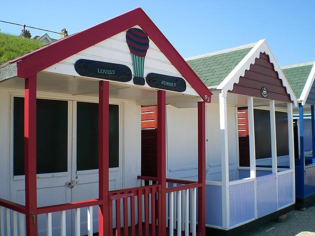 Southwold Pier Beach Huts