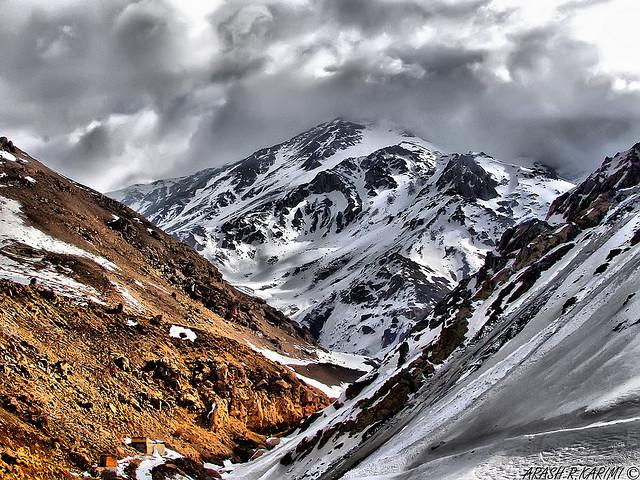 Cumbri ski area