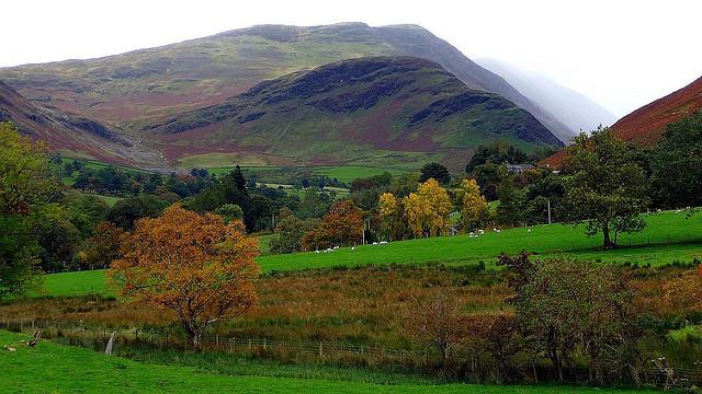 Cumbria's highest peak