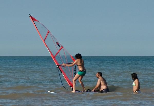 Joss Bay Beach
