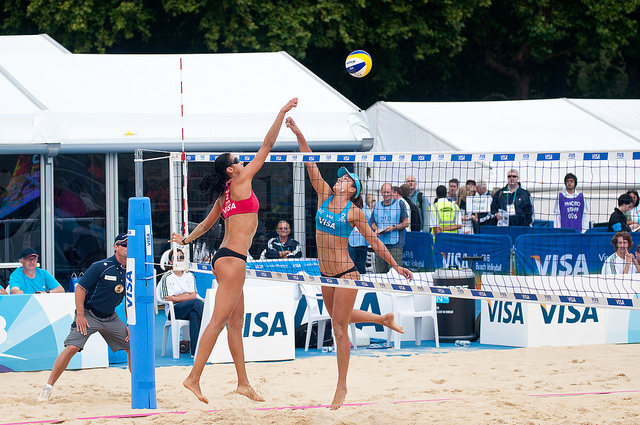 London Beach Volley Ball