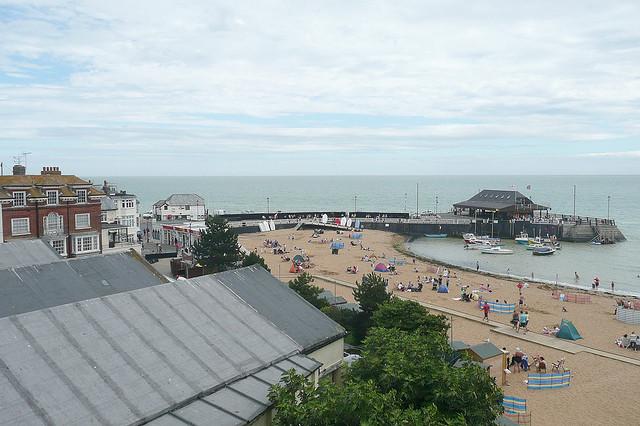 Broadstairs Main Beach