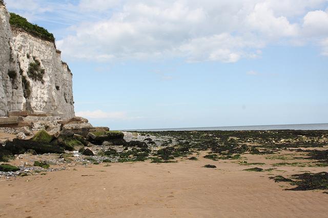 East Cliff Beach End