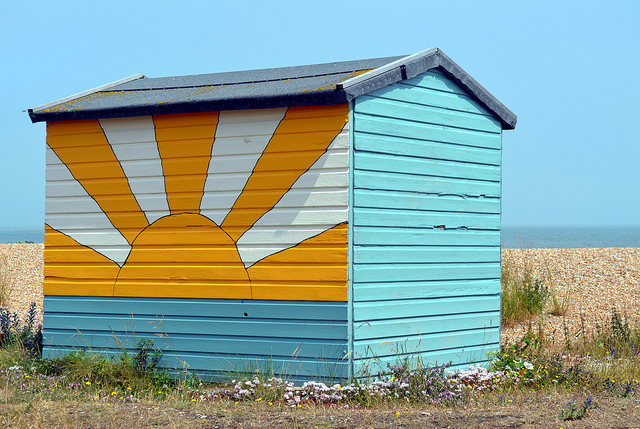 Greatstone Beach Hut