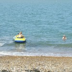 Herne Bay Beach Surfing