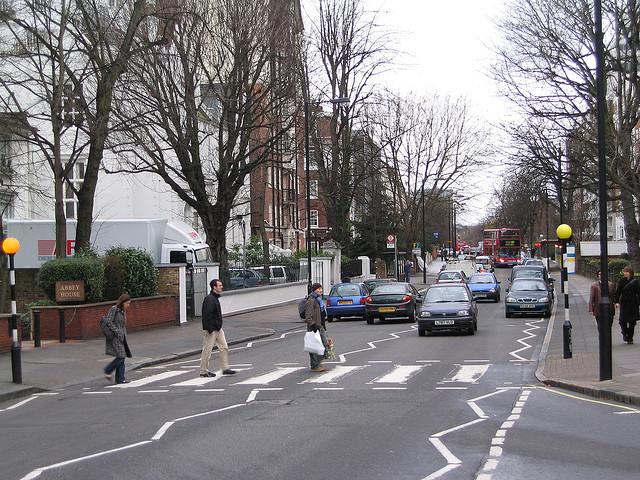 Abbey Road Crosswalk