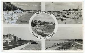 Hill Head Beach
