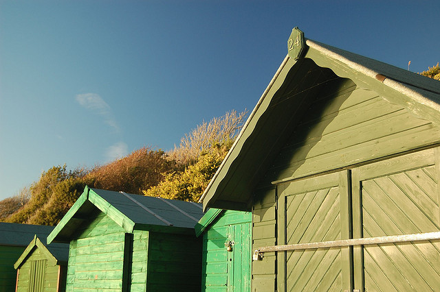Lee On Solent Beach Huts