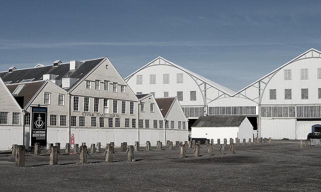 The Historic Dockyard, Chatham