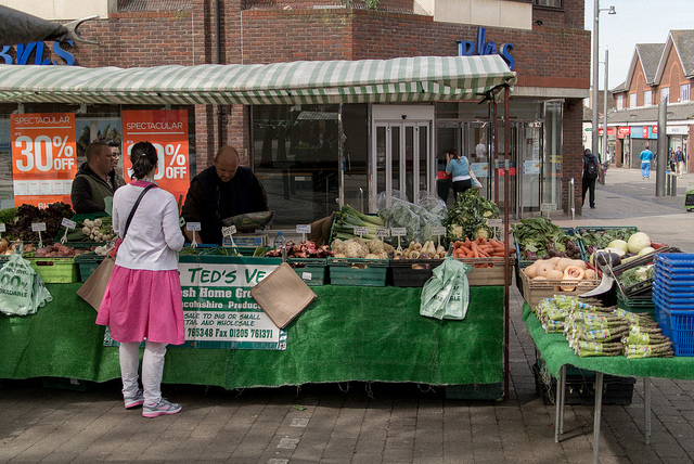 Walthamstow Farmers' Market