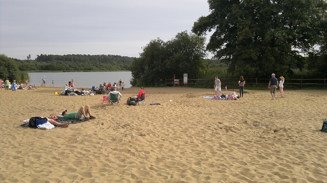 Frensham Great Pond