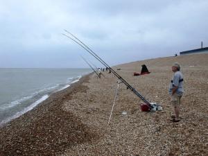 Dungeness Beach Fishing