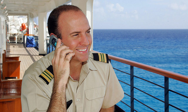 Cellphone on Cruise