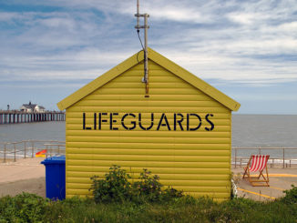 Lifeguard Beach Hut
