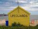 Lifeguard Beach Hut