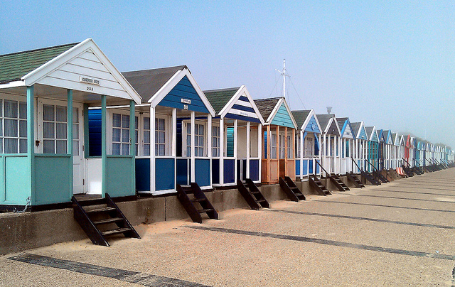 Southwold Piier Beach Huts