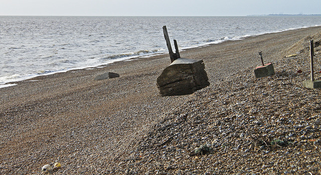 Orford Ness Beach