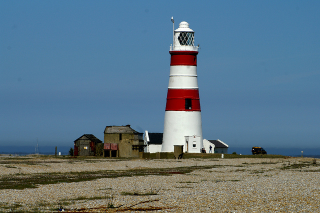 Orford Ness Light House