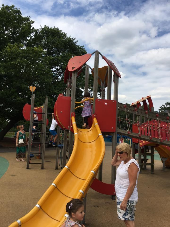 Danson Slash Park for kids