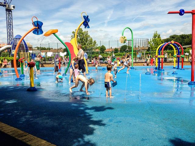 kensington memorial park for children