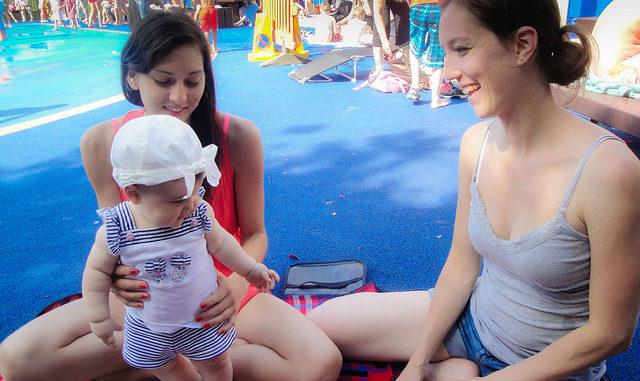 kensington memorial park for kids