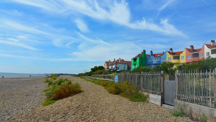 Thorpeness Beach Huts