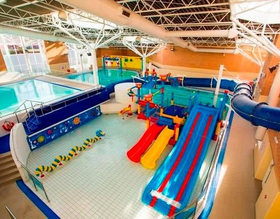 Leyton leisure Pool