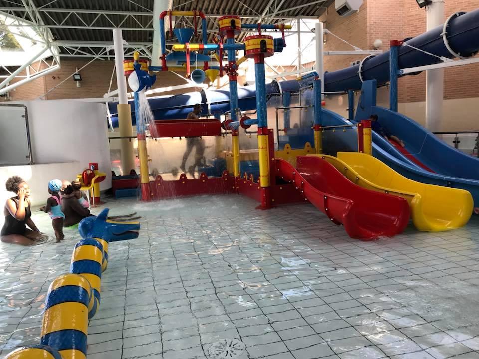 leyton leisure children park